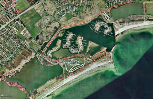 Strandparken, Ishøj, Vallensbæk, Brøndby